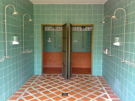 Shower rooms